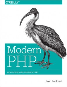 Modern PHP cover