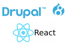 Drupal 8 and React